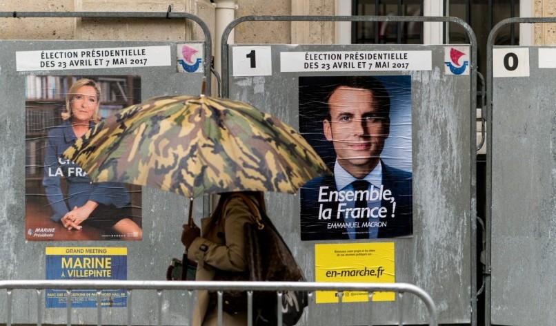 The Macron leak that wasn't