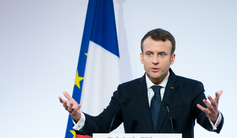The search for freedom of action: Macron's speech on nuclear deterrence