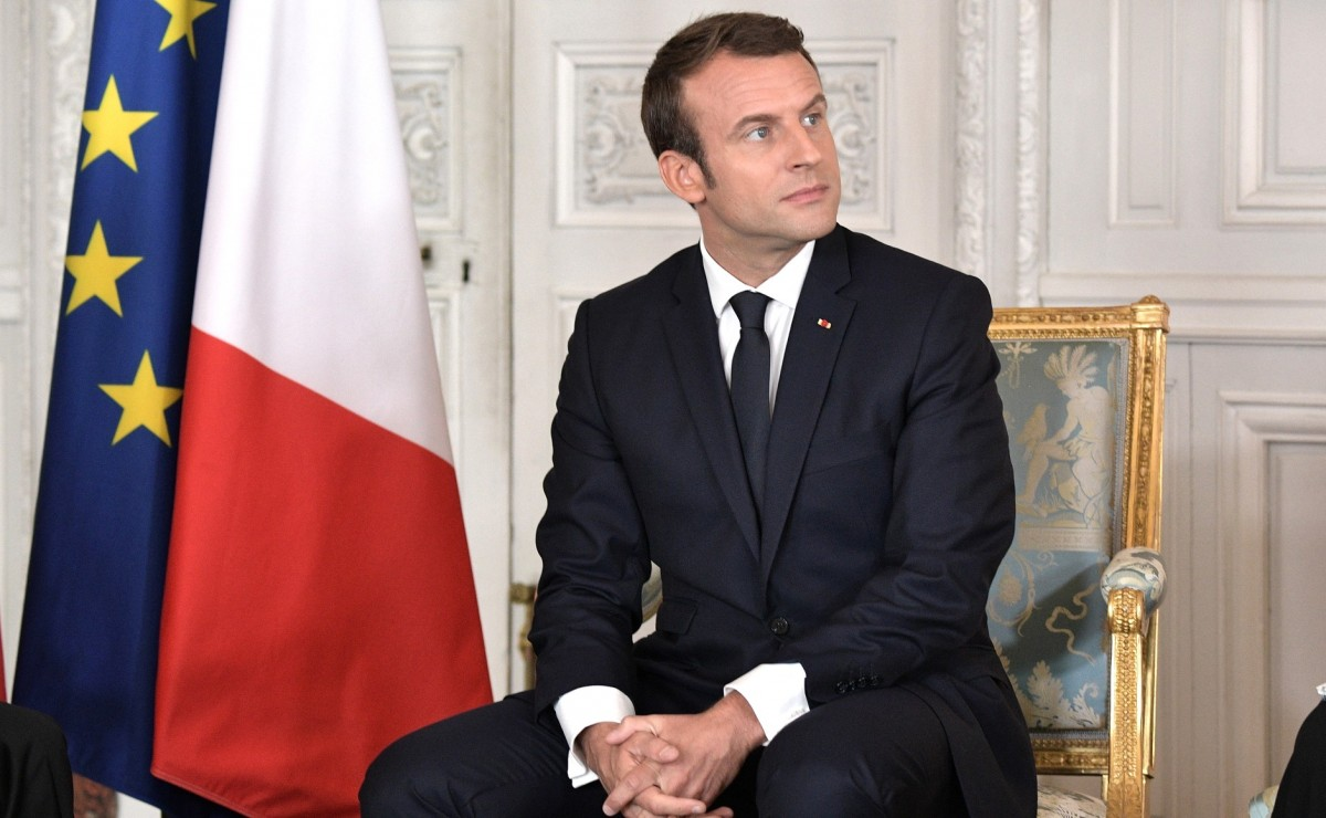 Macron punta alla guida della politica europea