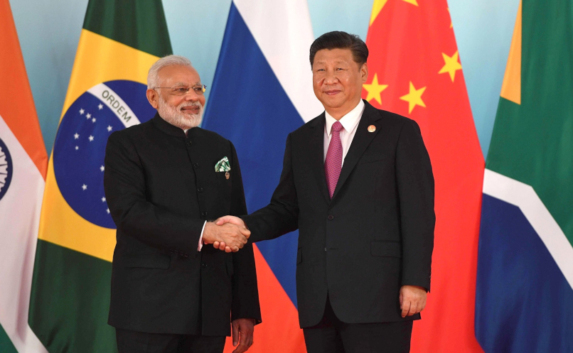 How China could push Europe and India closer together