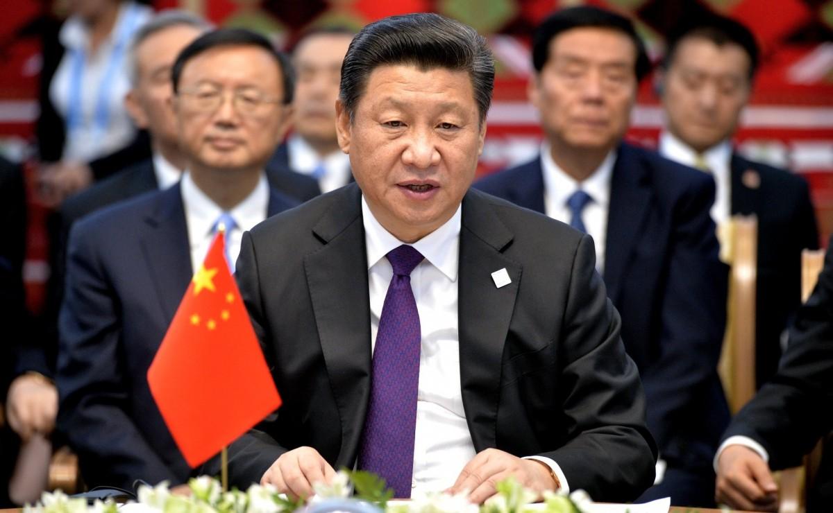 Xi Jinping et le début du pouvoir à vie