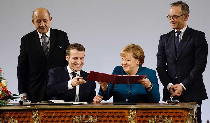 German leadership deferred
