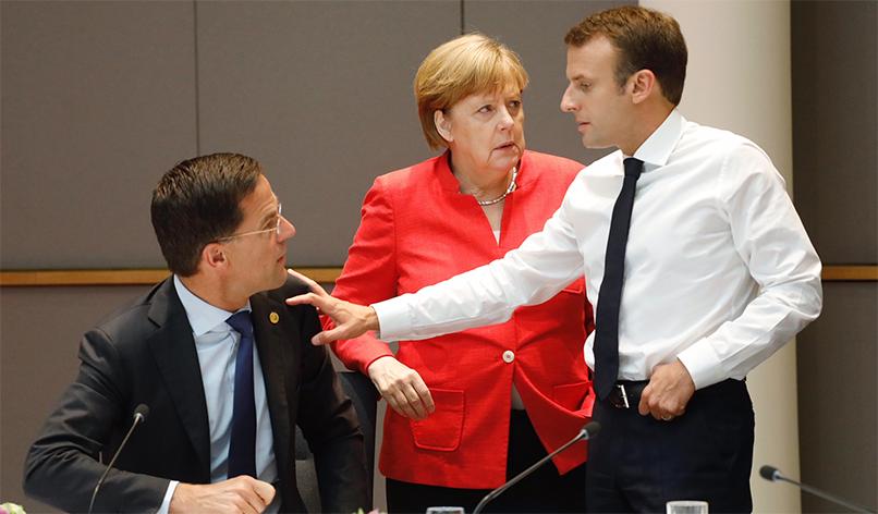 Dutch leadership: the end of mere pragmatism?