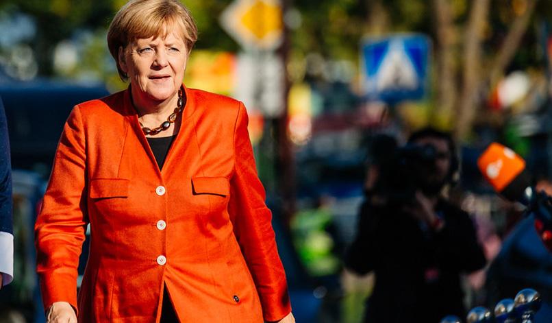 Майка на всички проблеми: Завръщането на кризисния мениджър Меркел