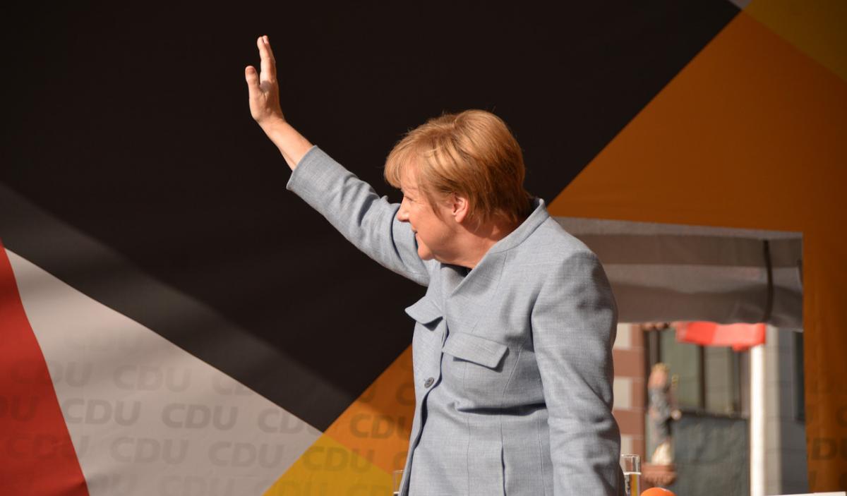 The Iron Chancellor: Angela Merkel's endgame