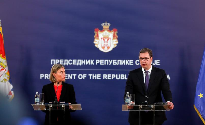 Europe's new agenda in the Western Balkans