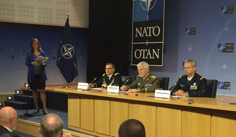 After Crimea: Does NATO have the means to defend Europe?