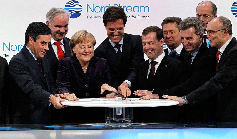 Negative energy: Berlin's Trumpian turn on Nord Stream 2