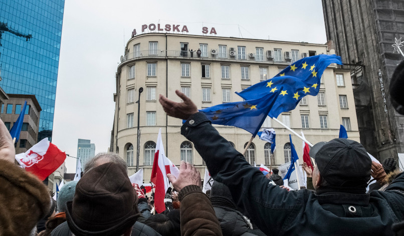 Poland's presidential election: Political chaos and divides on Europe