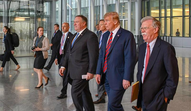 Come Trump ha distrutto le relazioni transatlantiche