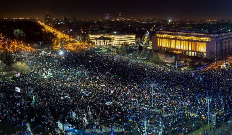 Romania protests: no flash in the pan