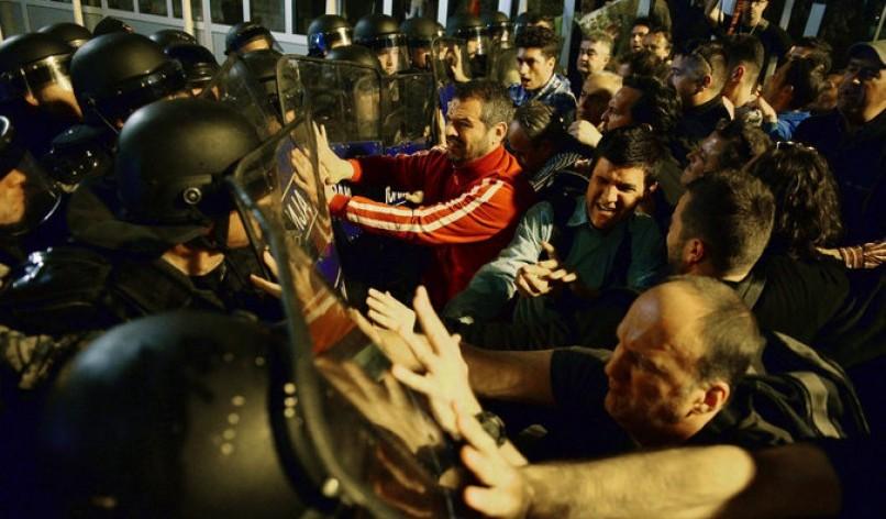 The Balkans: Bad news rising