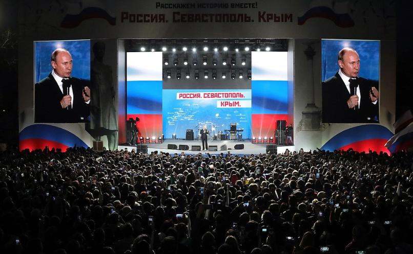 Inside Sevastopol: The maverick city fights back