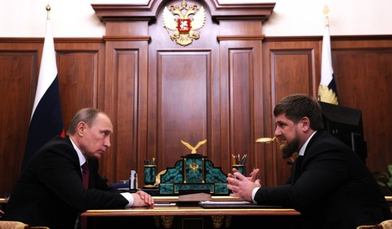 Why Putin won't get tough on Kadyrov