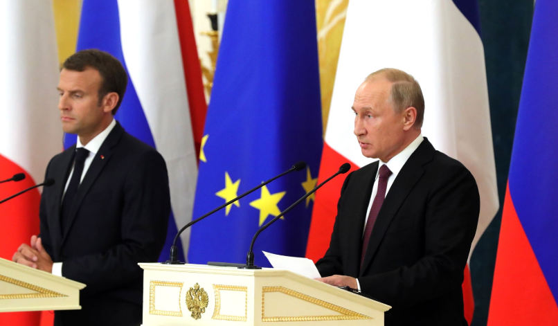 A framework for European-Russian cooperation in Syria