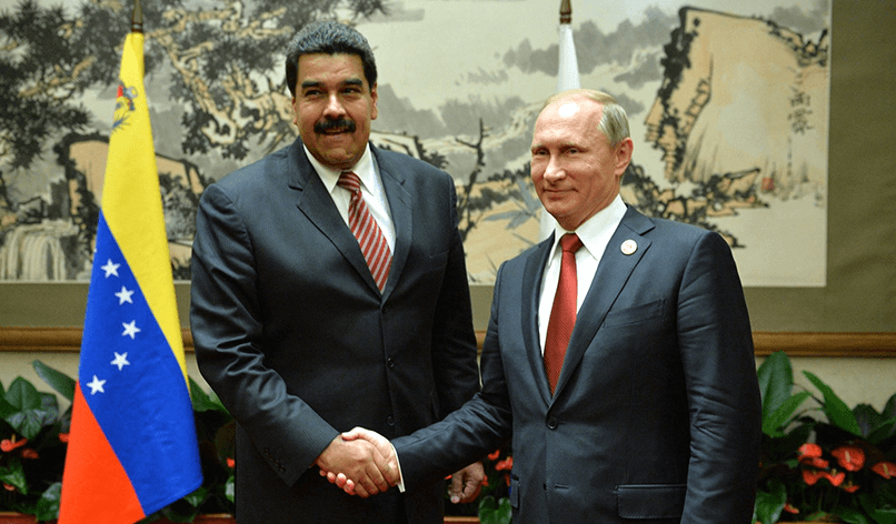 Russian mercenaries on the march: next stop Venezuela?