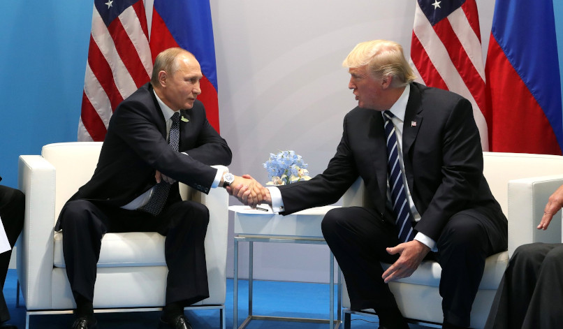 A contest of extremes: Biden's and Trump's opposing positions on Russia