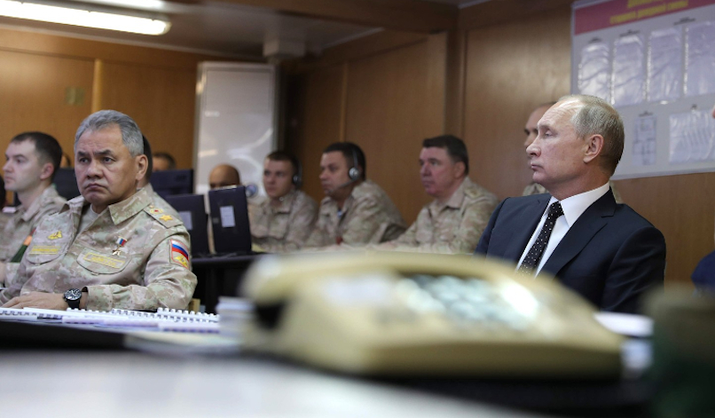 Managed chaos: Russia's deal with Turkey on northern Syria