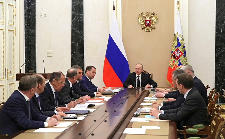 And Now What? Russian Foreign Policy in Putin's Fourth Term