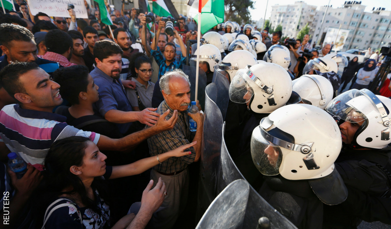 Europe and the Palestinian Authority's Authoritarian Drift