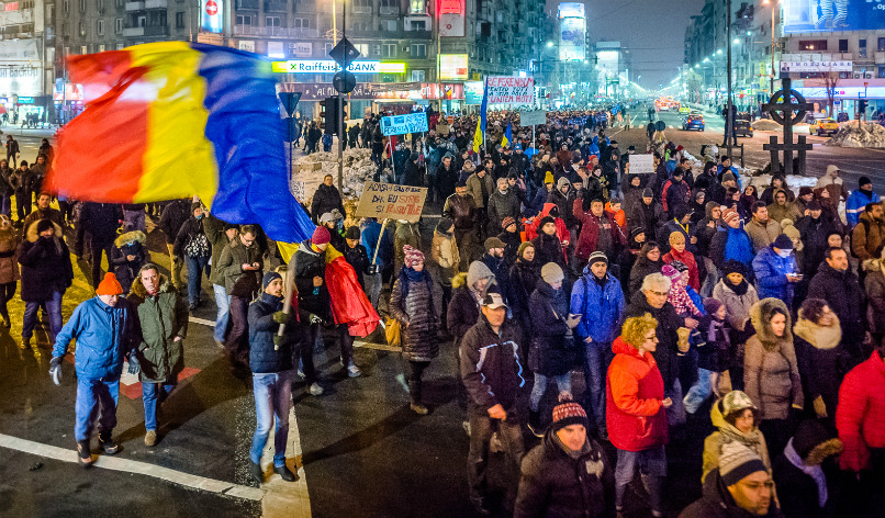 Romania ahead of the EU presidency