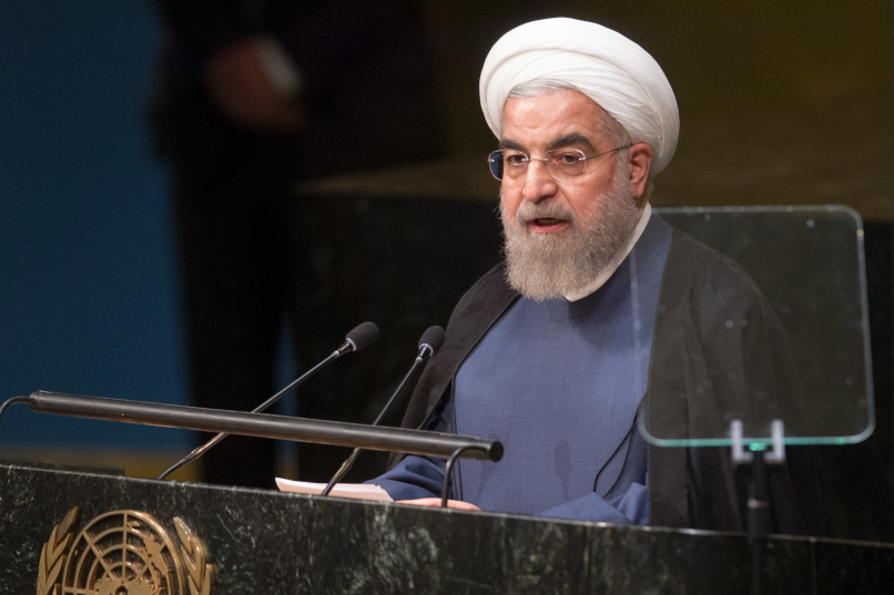 Do not expect a rush of arms sales to Iran