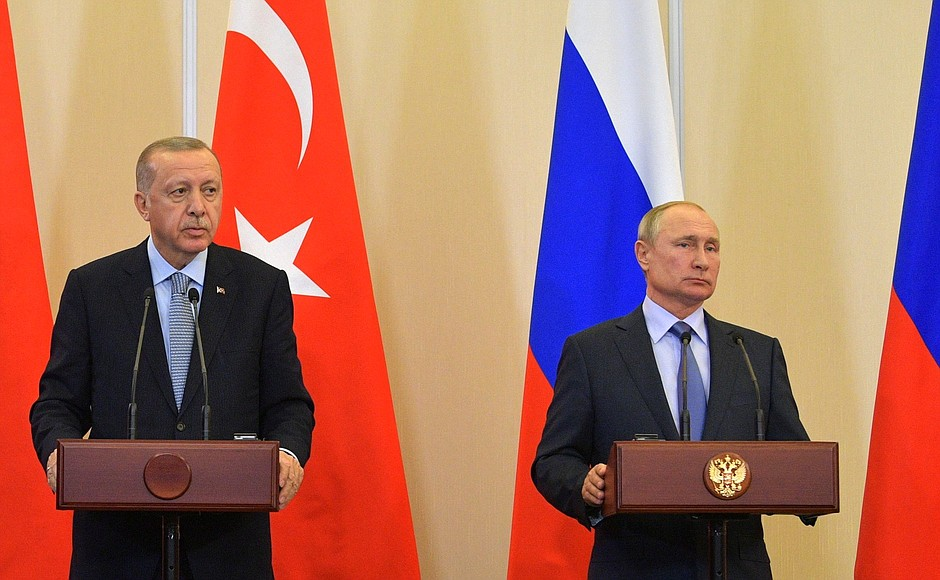 Leverage, for now: Turkey's deal with Russia on northern Syria