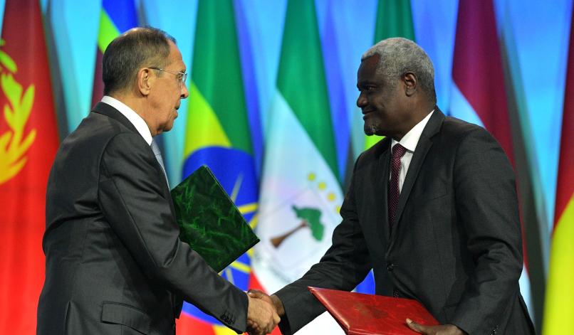Covid-19: A test for Russia's African ambitions