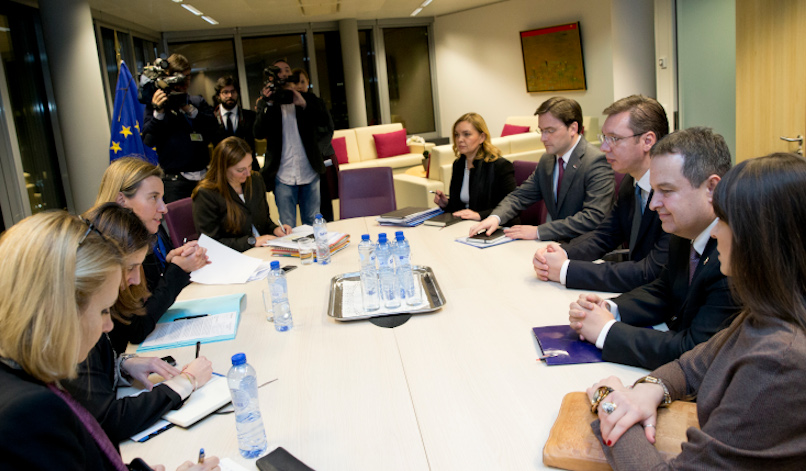 A burning issue: How to restart the dialogue between Serbia and Kosovo