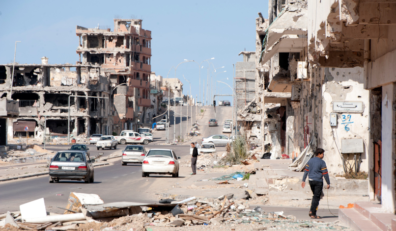 Why the war in Libya is a test for Italy – and for a geopolitical European Commission
