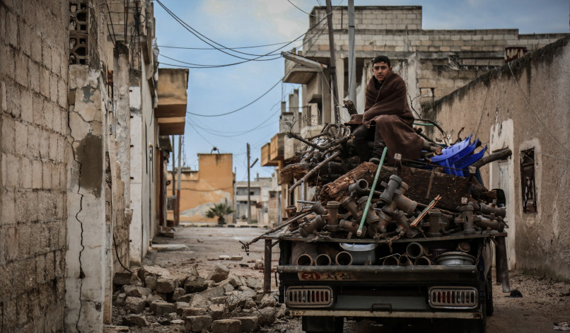 The path through Moscow: How Europe can help Syria