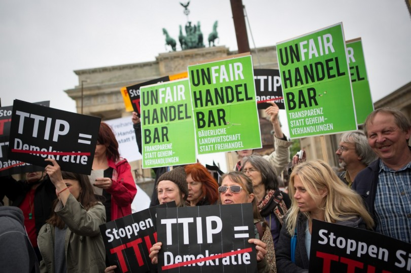 Trump's poisoned TTIP chalice