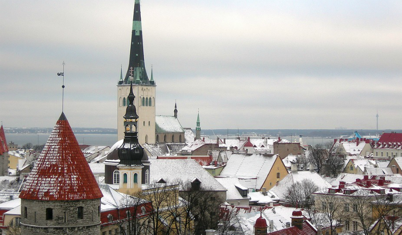 Estonia's cold conservative spring