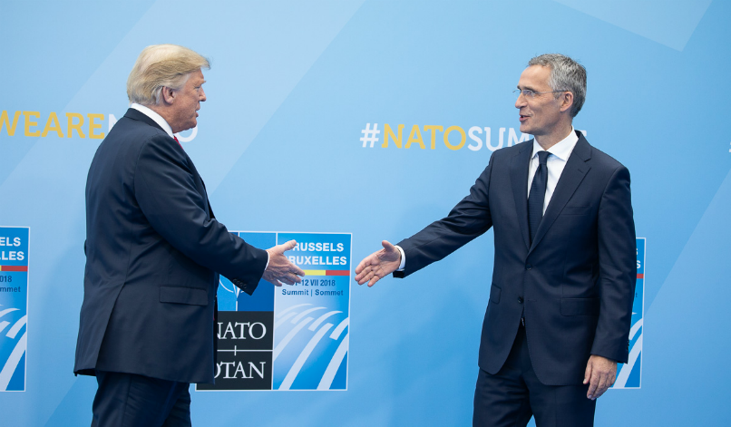 NATO at 70: Celebration and introspection