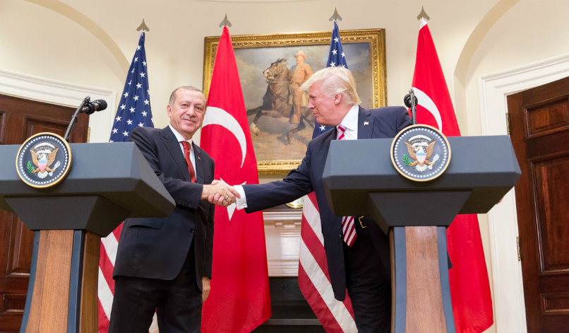 The pastor, the banker, and the irresistible drama in Turkish-US relations