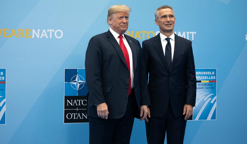 America the Mercenary: Trump's plan to bill NATO