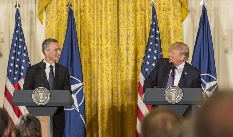 Trump and Europe: The NASCAR Summit?