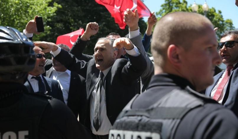 Turkey-US relations locked into a downward spiral