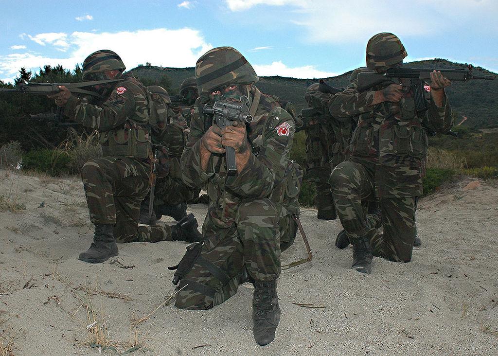 Tres puntos de vista sobre la intervención de Turquía en Siria