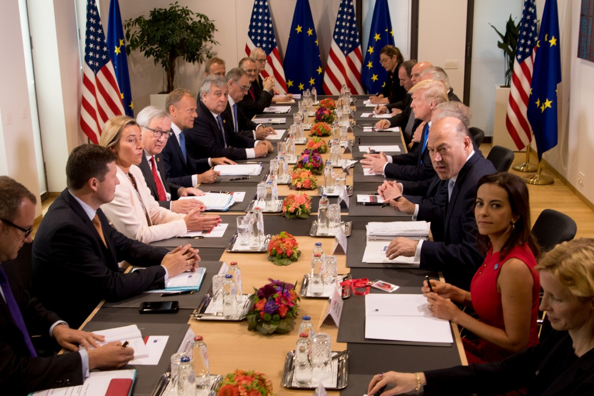 Too close for comfort: European geostrategy and the transatlantic alliance