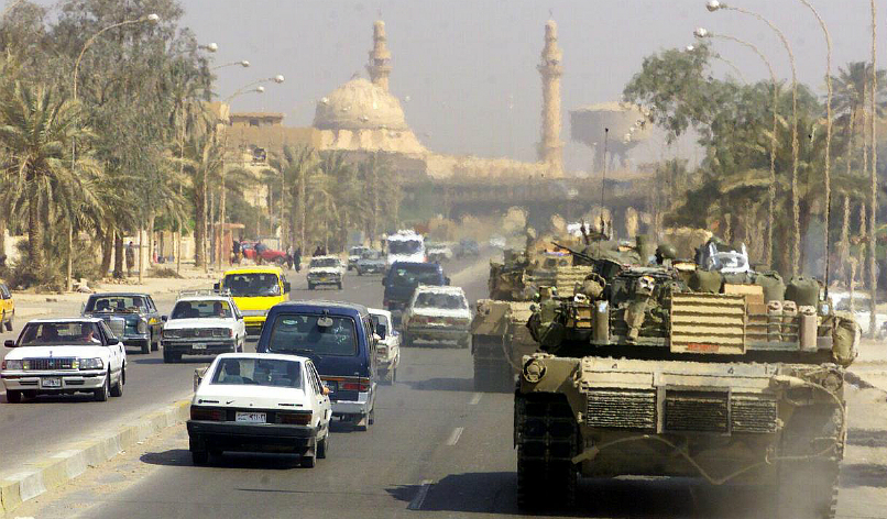 Iraq: back to square one