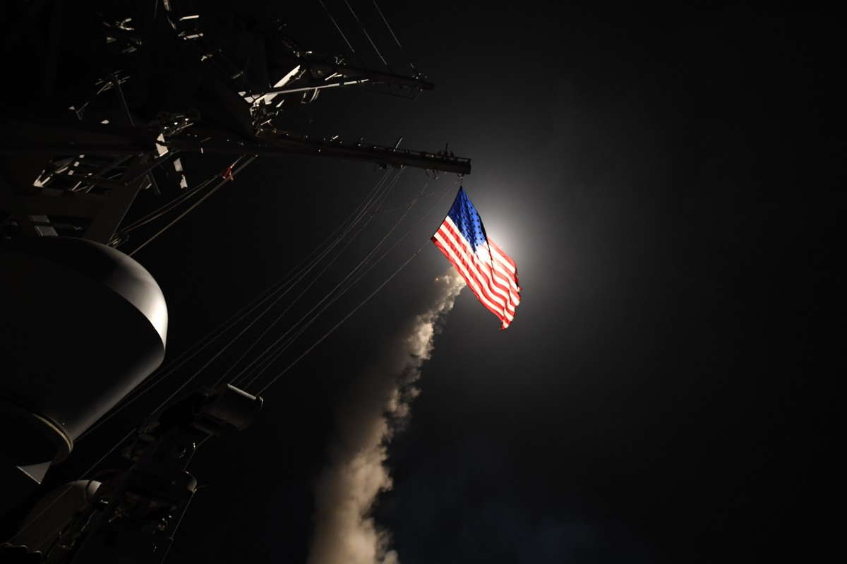 Trump and Syria: the entanglement begins?