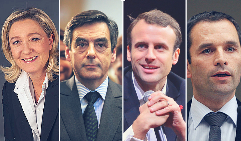 French elections: The demolition game heats up