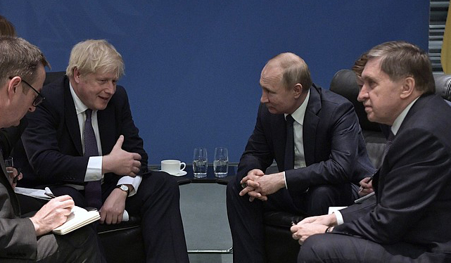 Why analysts in Moscow dismiss the UK Parliament's Russia report