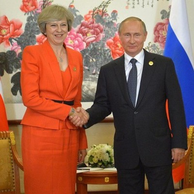 Cover: UK sanctions against Russia, and a new trade war
