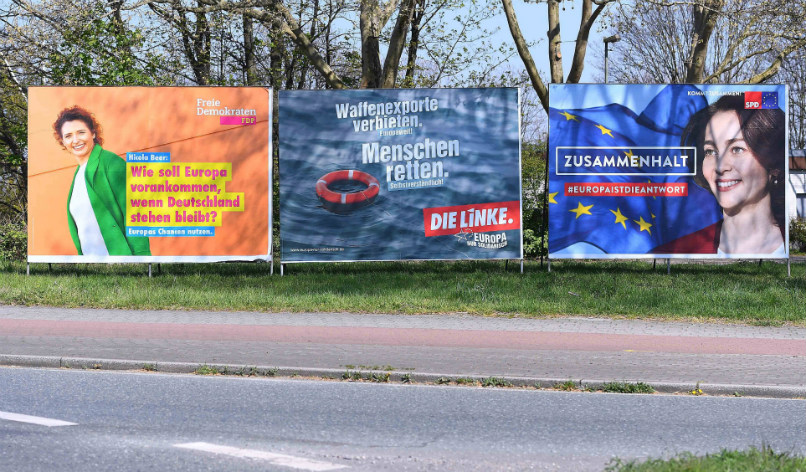 Election 2019: What Germany's parties want for Europe