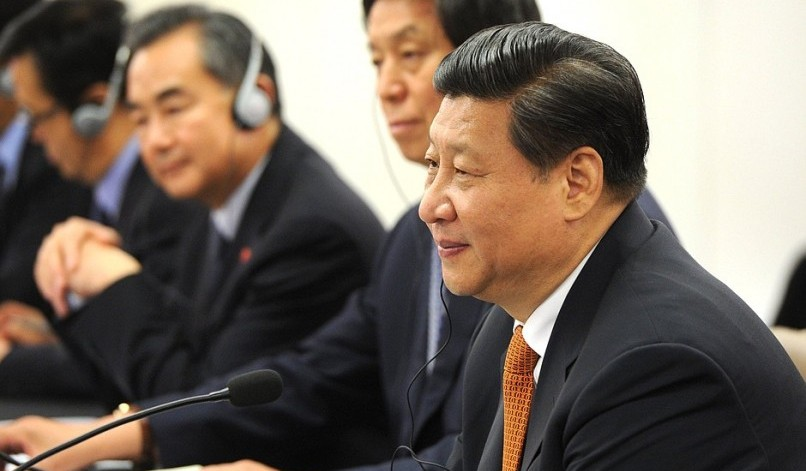 China: All the President's men