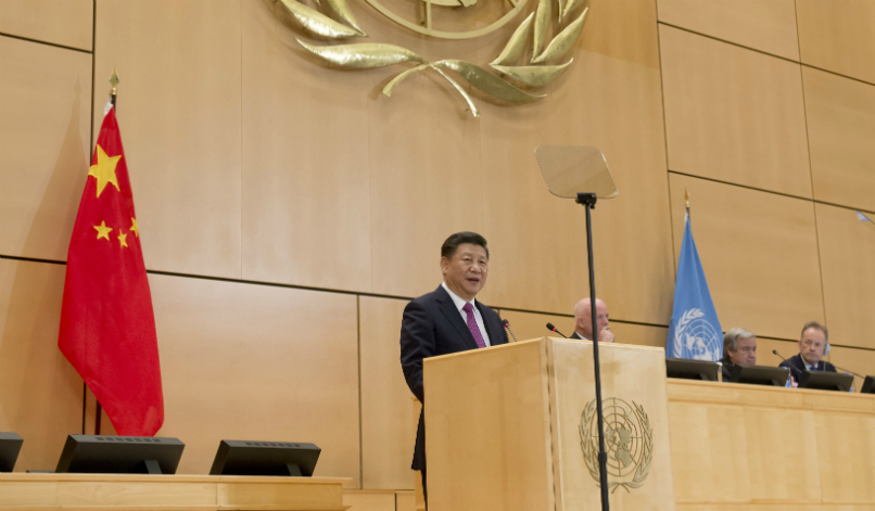 The United Nations of China: A vision of the world order