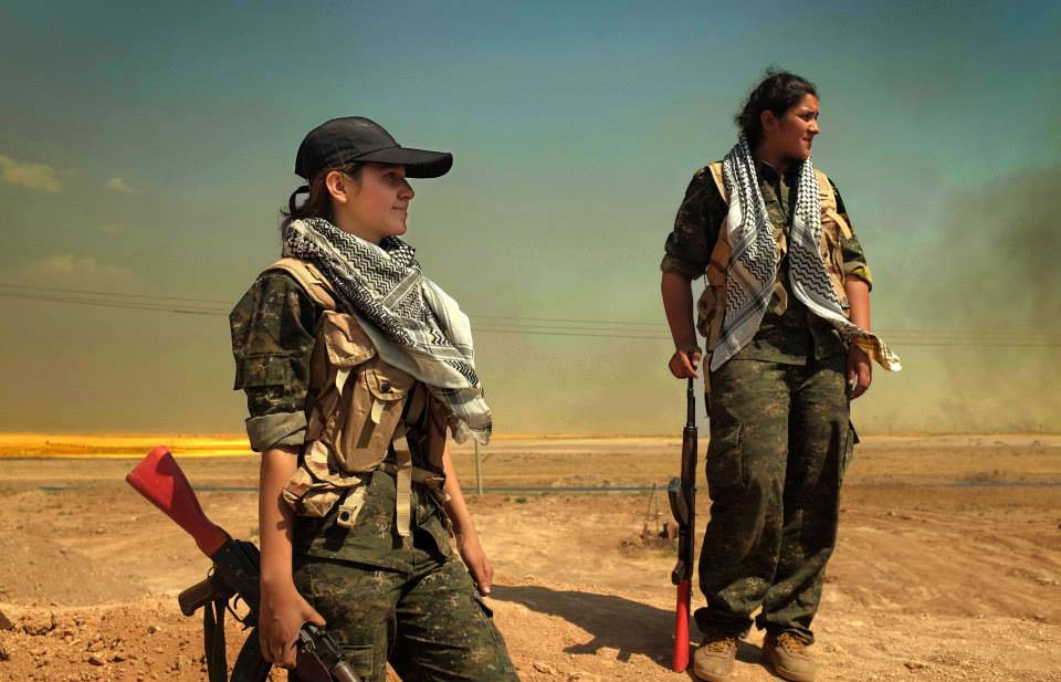 Can the Kurds lead in Syria?