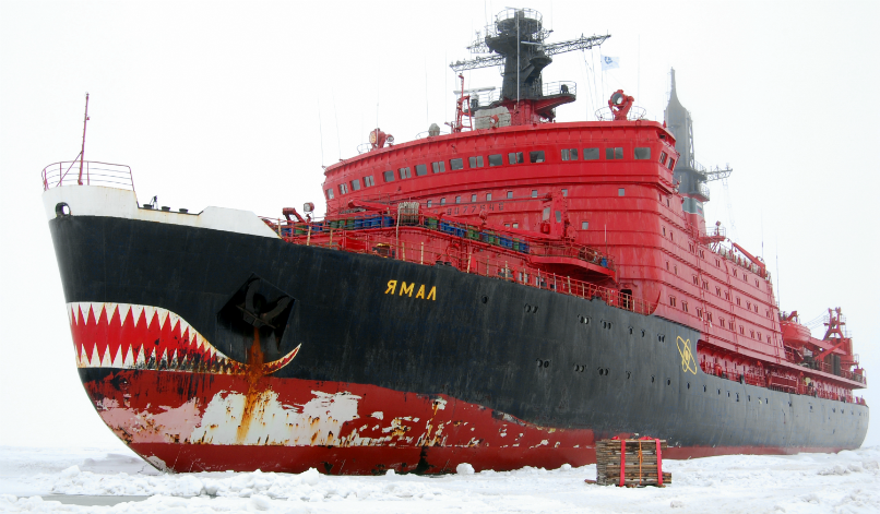 Strategy on ice: Has Russia already won the scramble for the Arctic?